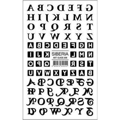 Art Guide Sticker 06