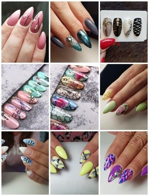 Oostende - Nailart Party Glitter 7/12/2020