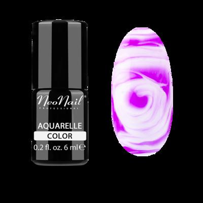 Fuchsia Aquarelle