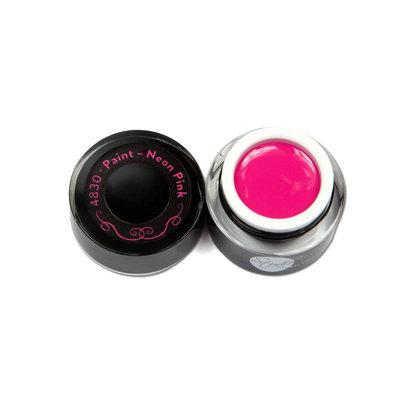 Paint gel 5 ml - >Neon Pink