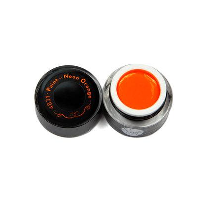 Paint gel 5 ml - >Neon Orange