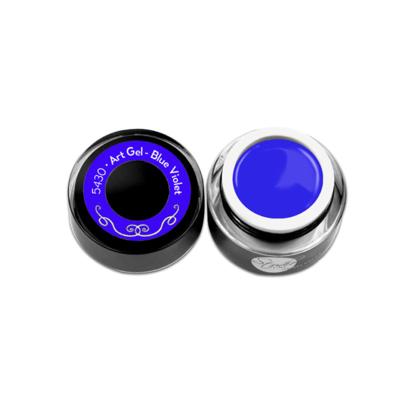 Art gel 5 ml - > Blue Violet