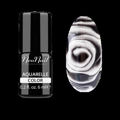 Black Aquarelle