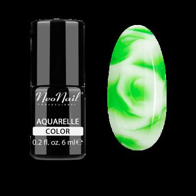 Green Aquarelle