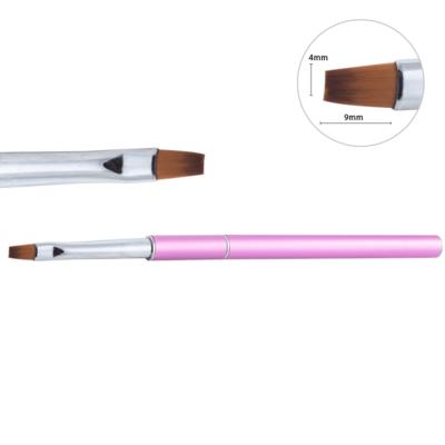 Kolinsky Gel brush recht #6