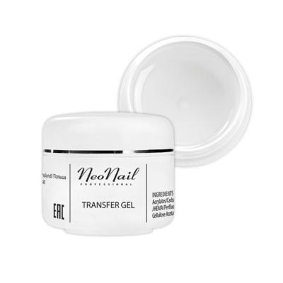 Transfer gel clear