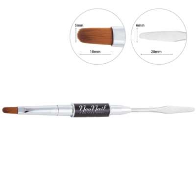 Duo AcrylGEL Brush