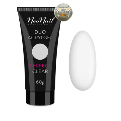 Duo AcrylGEL 60 ml - Perfect clear