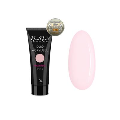 Duo AcrylGEL 7 ml - Natural Pink